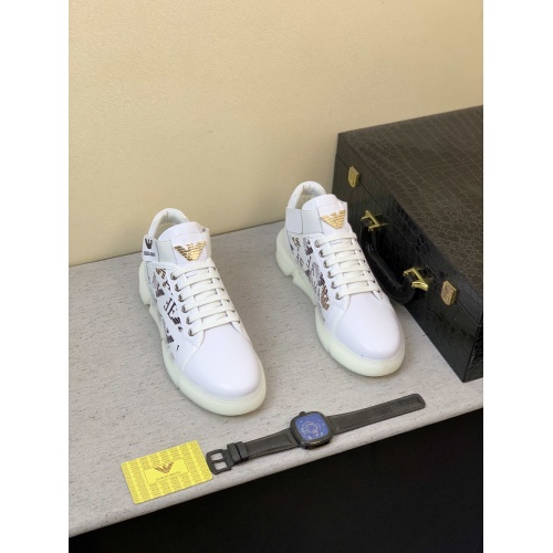 Armani Casual Shoes For Men #837805