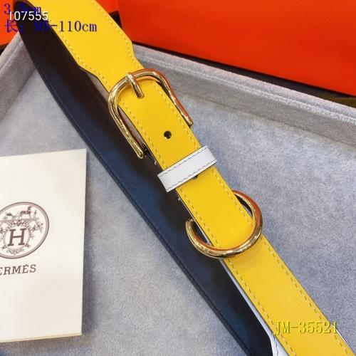 Replica Hermes AAA Belts #837987 $82.00 USD for Wholesale
