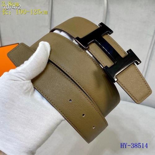 Hermes AAA Belts #837989 $56.00 USD, Wholesale Replica Hermes AAA+ Belts