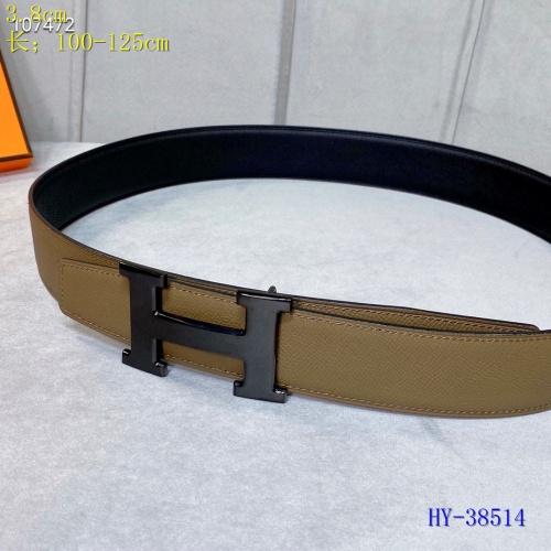 Replica Hermes AAA Belts #837989 $56.00 USD for Wholesale