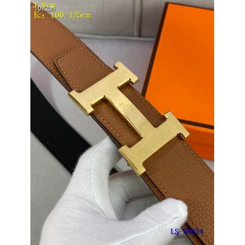 Replica Hermes AAA Belts #838001 $56.00 USD for Wholesale