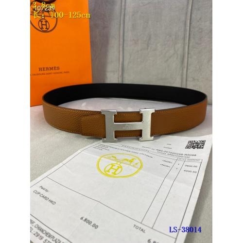 Hermes AAA Belts #838002 $56.00 USD, Wholesale Replica Hermes AAA+ Belts