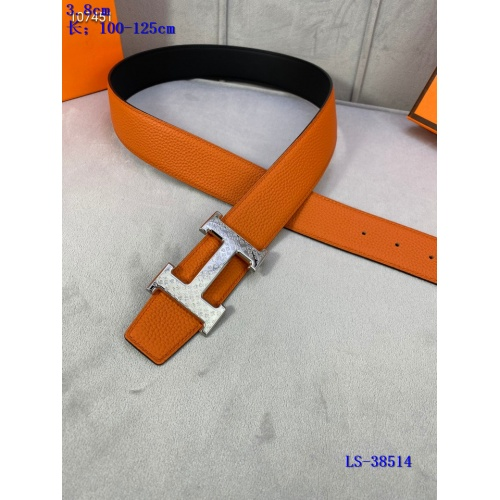 Replica Hermes AAA Belts #838008 $56.00 USD for Wholesale