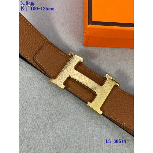 Replica Hermes AAA Belts #838015 $56.00 USD for Wholesale