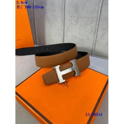 Replica Hermes AAA Belts #838016 $56.00 USD for Wholesale