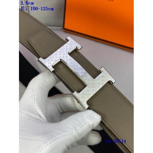 Replica Hermes AAA Belts #838017 $56.00 USD for Wholesale