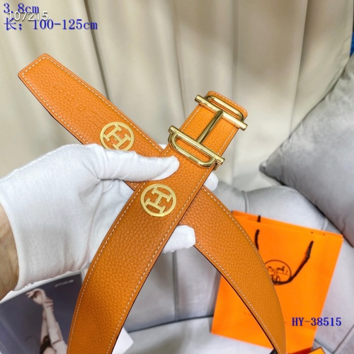 Replica Hermes AAA Belts #838022 $60.00 USD for Wholesale