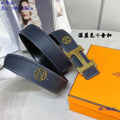 Replica Hermes AAA Belts #838027 $60.00 USD for Wholesale