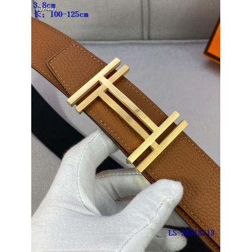 Replica Hermes AAA Belts #838034 $60.00 USD for Wholesale