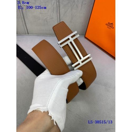 Replica Hermes AAA Belts #838035 $60.00 USD for Wholesale