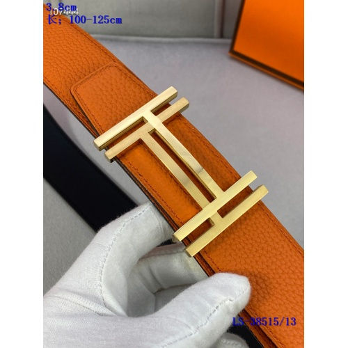 Replica Hermes AAA Belts #838038 $60.00 USD for Wholesale