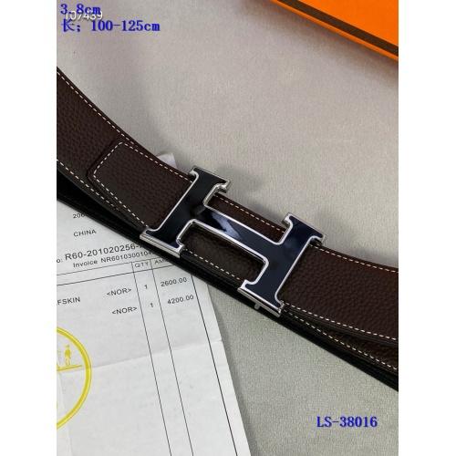 Replica Hermes AAA Belts #838042 $64.00 USD for Wholesale