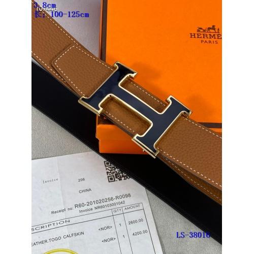 Replica Hermes AAA Belts #838044 $64.00 USD for Wholesale
