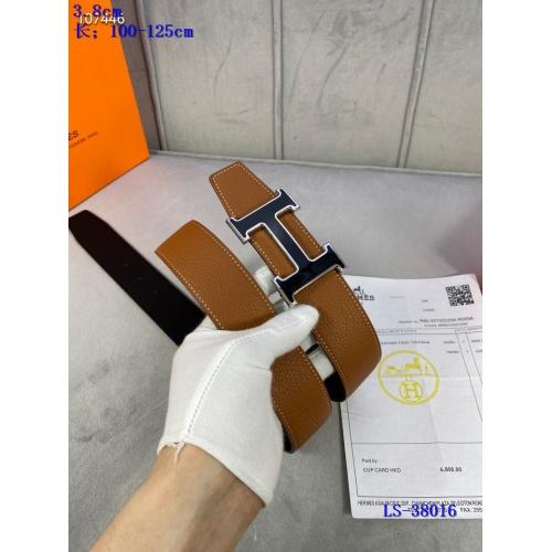 Replica Hermes AAA Belts #838045 $64.00 USD for Wholesale