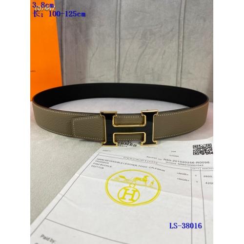 Hermes AAA Belts #838047 $64.00 USD, Wholesale Replica Hermes AAA+ Belts