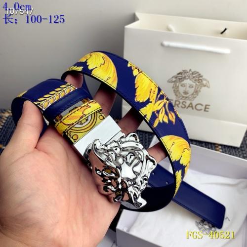 Replica Versace AAA Belts #838079 $82.00 USD for Wholesale