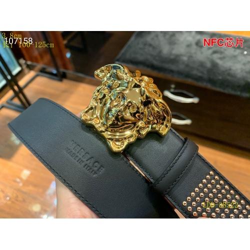 Replica Versace AAA Belts #838084 $85.00 USD for Wholesale