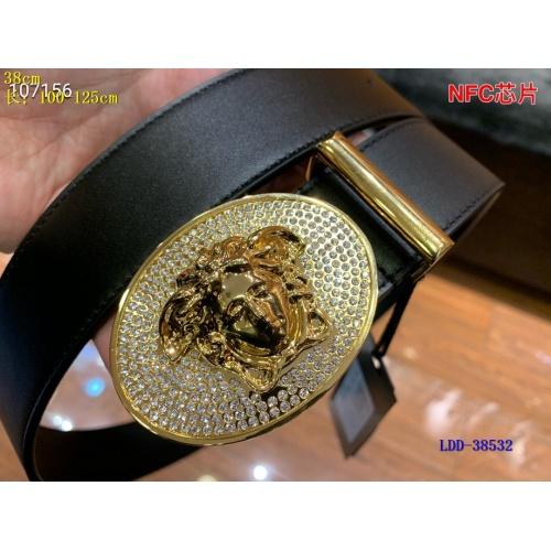 Replica Versace AAA Belts #838086 $115.00 USD for Wholesale