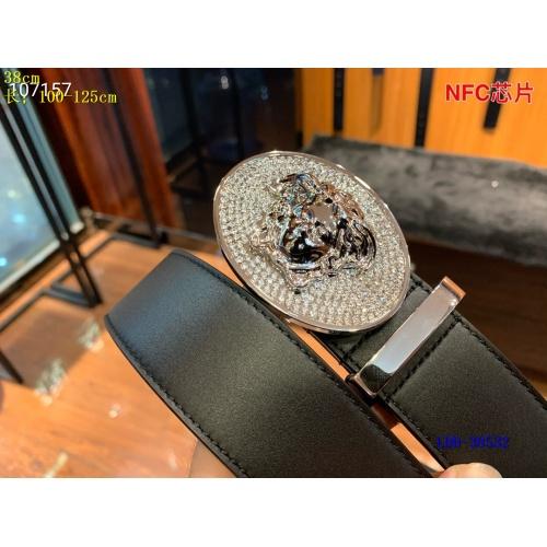 Replica Versace AAA Belts #838087 $115.00 USD for Wholesale