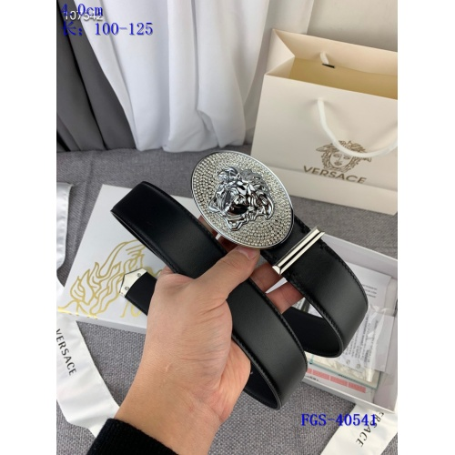 Replica Versace AAA Belts #838089 $145.00 USD for Wholesale