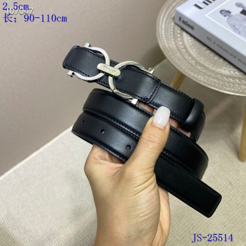 Replica Ferragamo Salvatore AAA Belts #838090 $56.00 USD for Wholesale