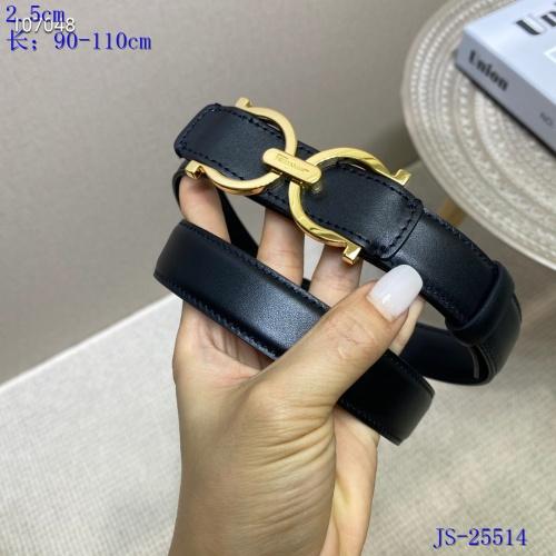 Replica Ferragamo Salvatore AAA Belts #838091 $56.00 USD for Wholesale