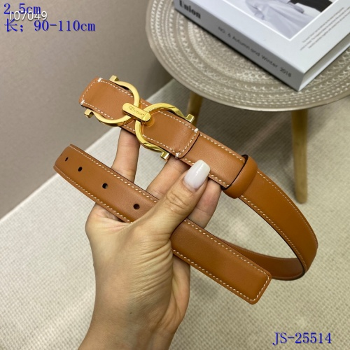 Replica Ferragamo Salvatore AAA Belts #838092 $56.00 USD for Wholesale