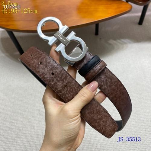 Replica Ferragamo Salvatore AAA Belts #838098 $52.00 USD for Wholesale
