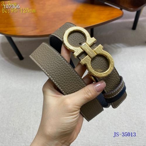 Replica Ferragamo Salvatore AAA Belts #838104 $52.00 USD for Wholesale