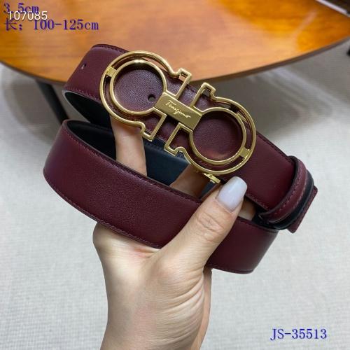 Replica Ferragamo Salvatore AAA Belts #838114 $52.00 USD for Wholesale