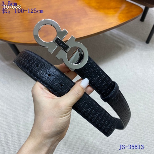 Replica Ferragamo Salvatore AAA Belts #838116 $52.00 USD for Wholesale