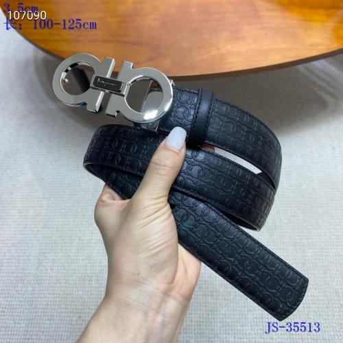 Replica Ferragamo Salvatore AAA Belts #838118 $52.00 USD for Wholesale