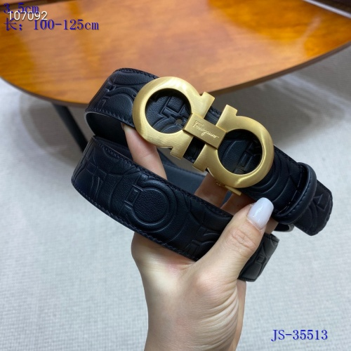 Replica Ferragamo Salvatore AAA Belts #838120 $52.00 USD for Wholesale