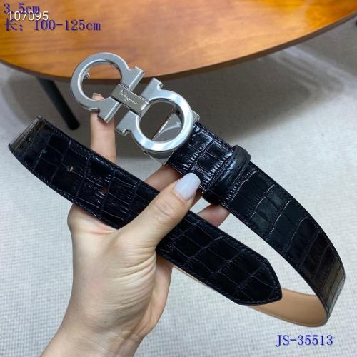 Replica Ferragamo Salvatore AAA Belts #838122 $52.00 USD for Wholesale