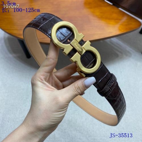 Ferragamo Salvatore AAA Belts #838123 $52.00 USD, Wholesale Replica Ferragamo A+ Belts