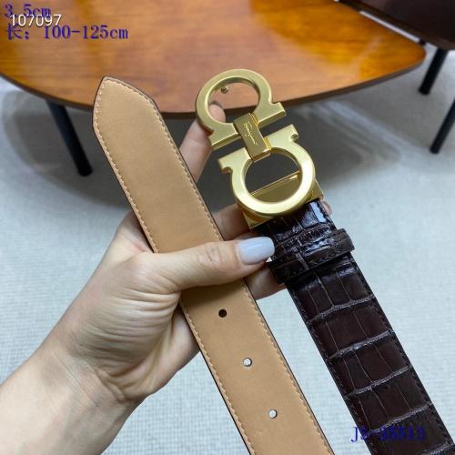 Replica Ferragamo Salvatore AAA Belts #838123 $52.00 USD for Wholesale