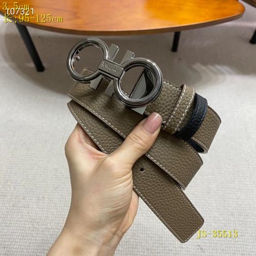 Replica Ferragamo Salvatore AAA Belts #838128 $52.00 USD for Wholesale