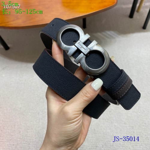 Replica Ferragamo Salvatore AAA Belts #838140 $56.00 USD for Wholesale