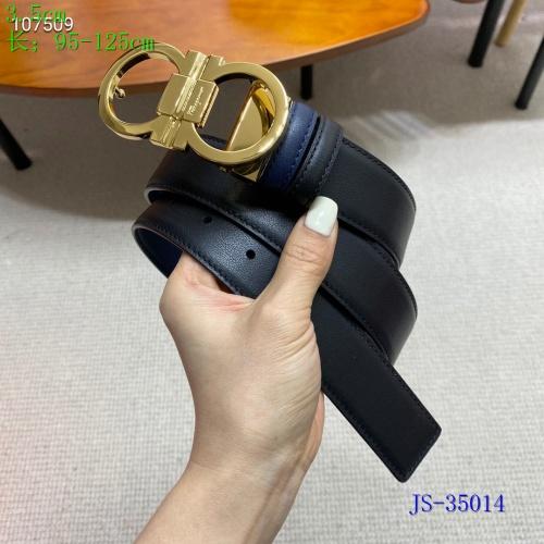 Replica Ferragamo Salvatore AAA Belts #838142 $56.00 USD for Wholesale