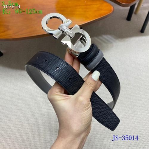 Replica Ferragamo Salvatore AAA Belts #838151 $56.00 USD for Wholesale