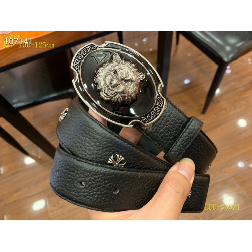 Replica Chrome Hearts AAA Belts #838152 $82.00 USD for Wholesale