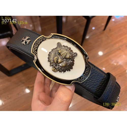 Chrome Hearts AAA Belts #838153 $82.00 USD, Wholesale Replica Chrome Hearts AAA Belts