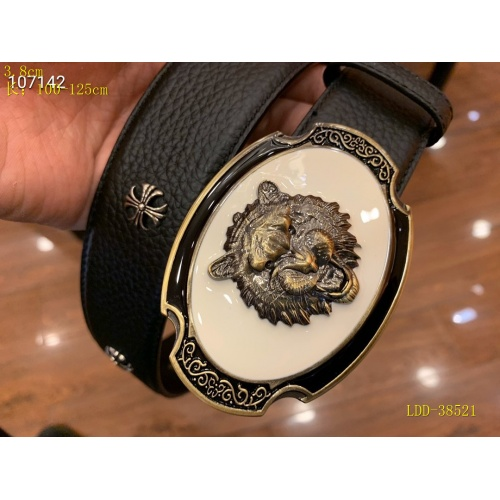 Replica Chrome Hearts AAA Belts #838153 $82.00 USD for Wholesale