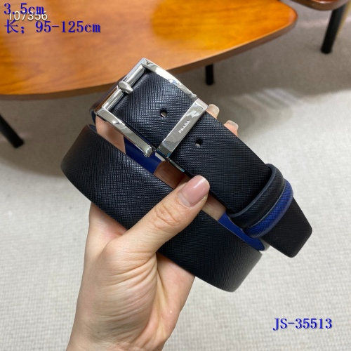 Replica Prada AAA Belts #838155 $52.00 USD for Wholesale