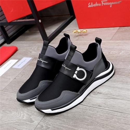 Ferragamo Salvatore FS Casual Shoes For Men #838234