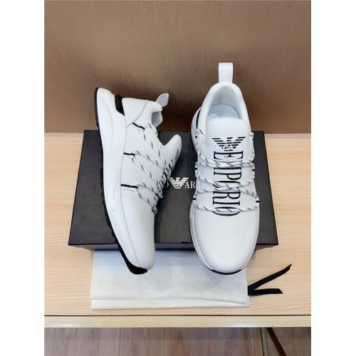 Armani Casual Shoes For Men #838268