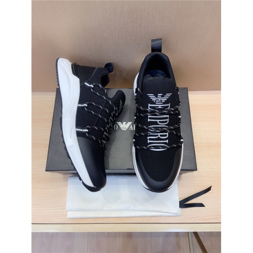 Armani Casual Shoes For Men #838269