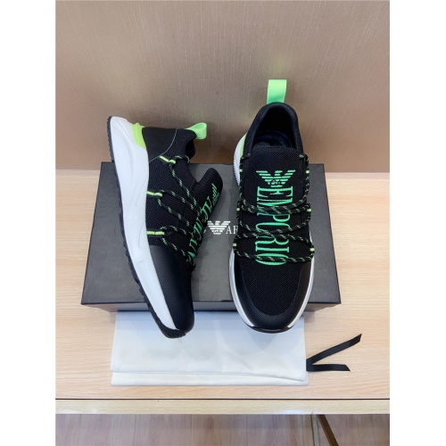 Armani Casual Shoes For Men #838270