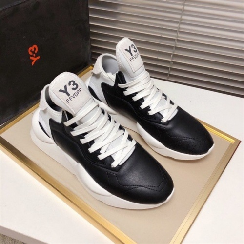 Y-3 Casual Shoes For Men #838295 $85.00 USD, Wholesale Replica Y-3 Casual Shoes