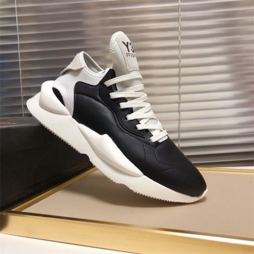 Replica Y-3 Casual Shoes For Men #838295 $85.00 USD for Wholesale